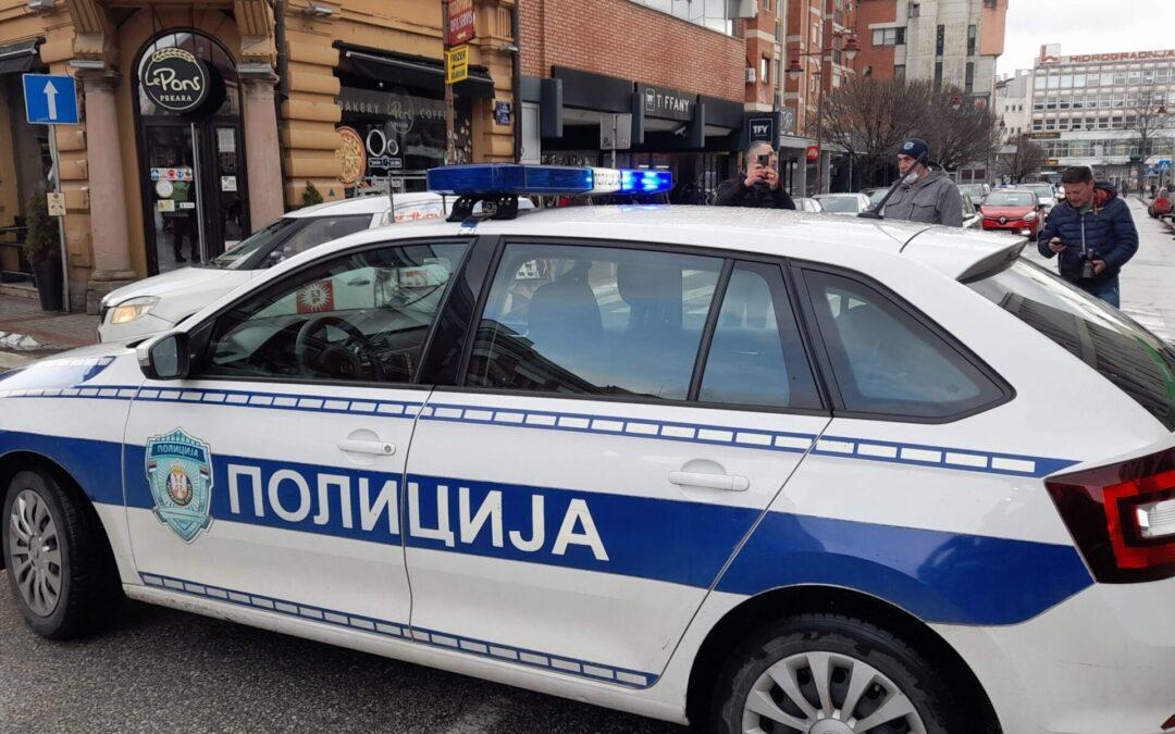 Uhapšen Čačanin koji je uz pretnju pištoljem opljačkao apoteku