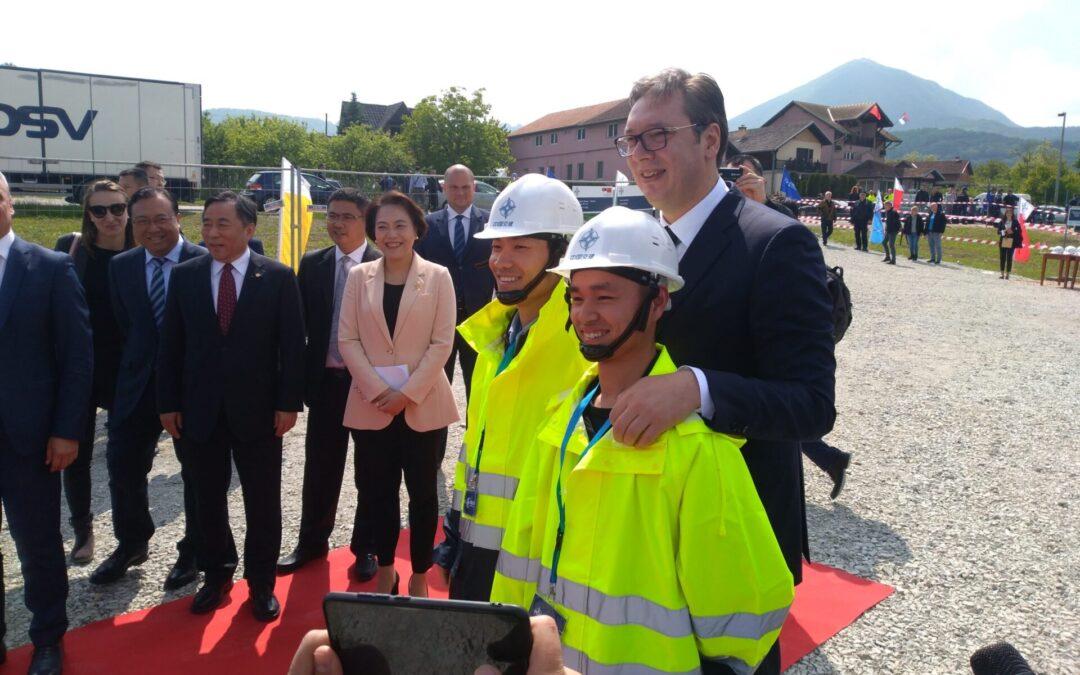 Vučić sutra obilazi radove na izgradnji auto-puta Preljina -Požega