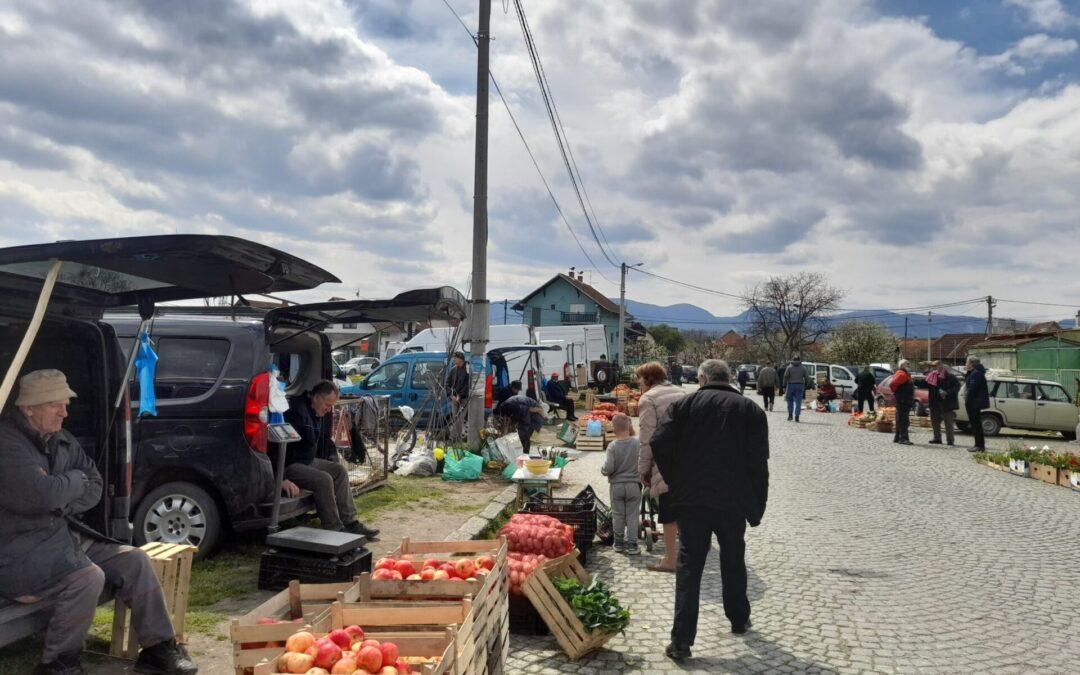 Ponovo radi Kvantaška pijaca u Ljubiću