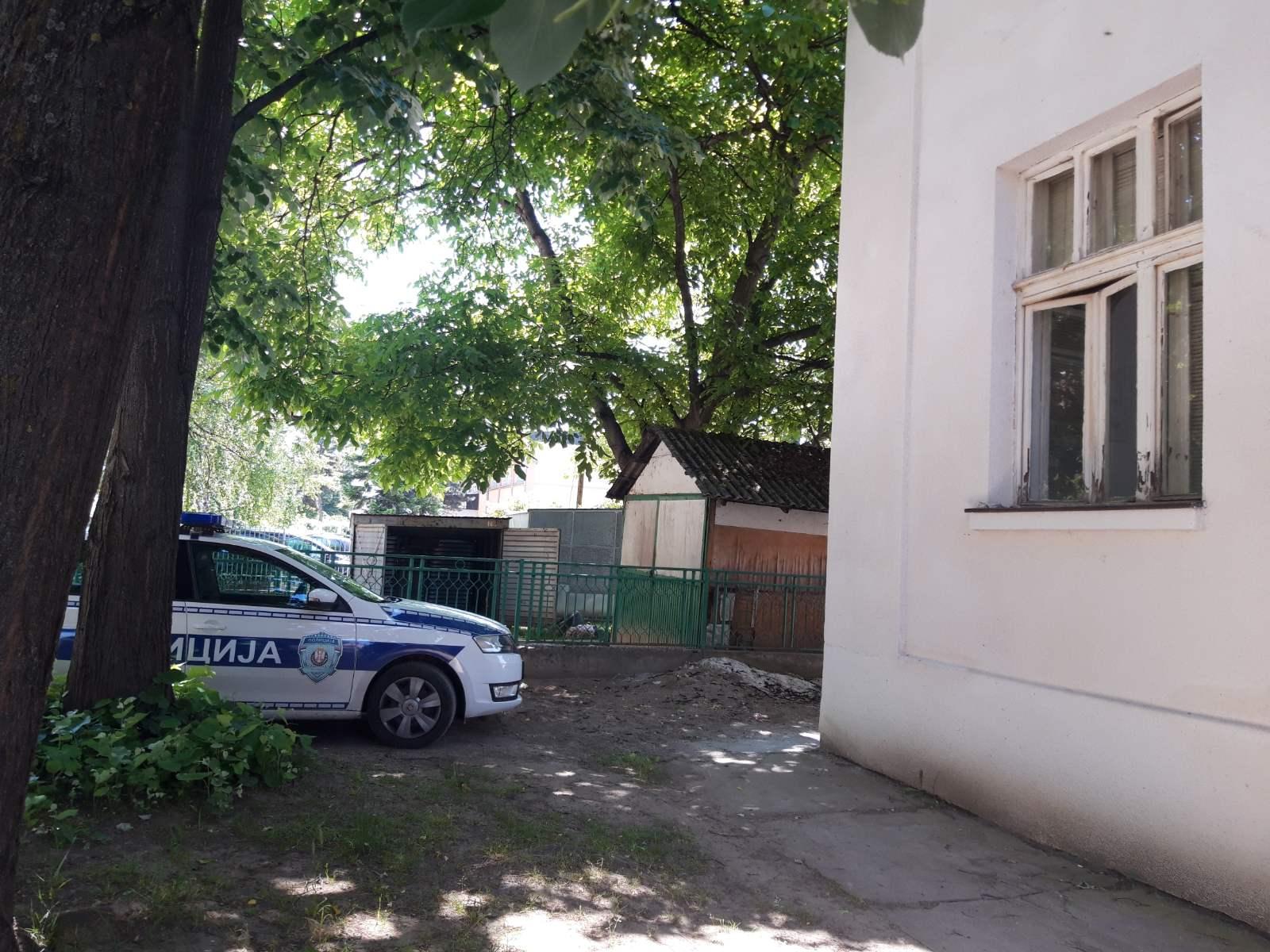 Policija ponovo u čačanskom Crvenom krstu, prekinuta sinoćna sednica UO