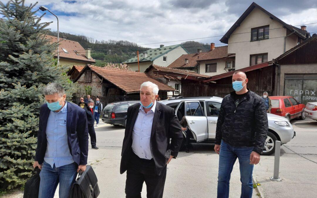 Nastavljeno suđenje u Osnovnom sudu u Ivanjici, odbrana uložila prigovor na izjavu svedoka