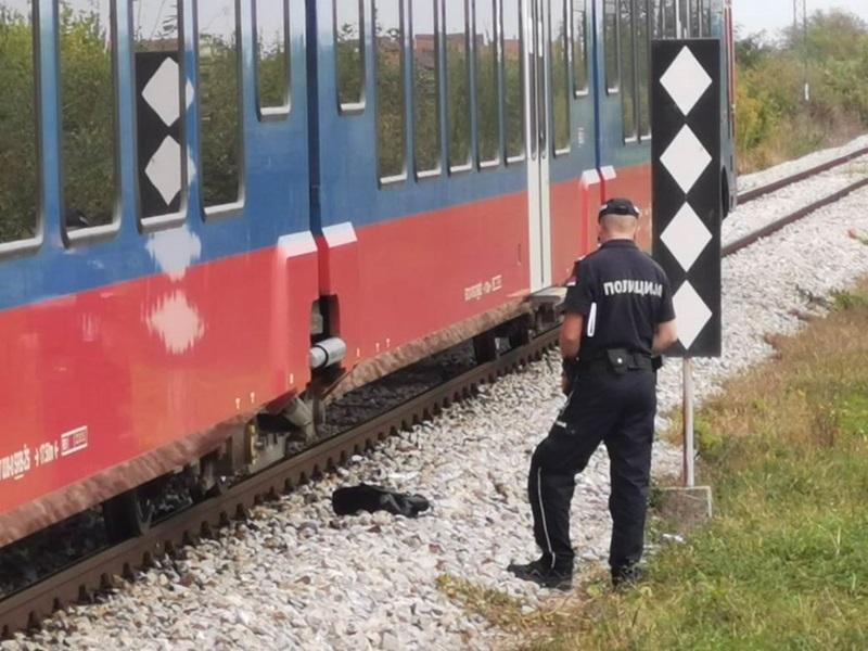 Žena poginula na pruzi u Čačku, na lokomotivi uočeni tragovi nesreće