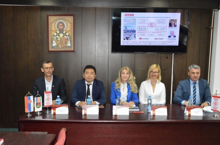 Počela saradnja Huawei ICT Akademije i Fakulteta tehničkih nauka u Čačku